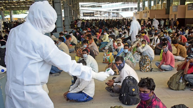 40 thousand deaths due to coronavirus in india as 20 lakh cases will cross today