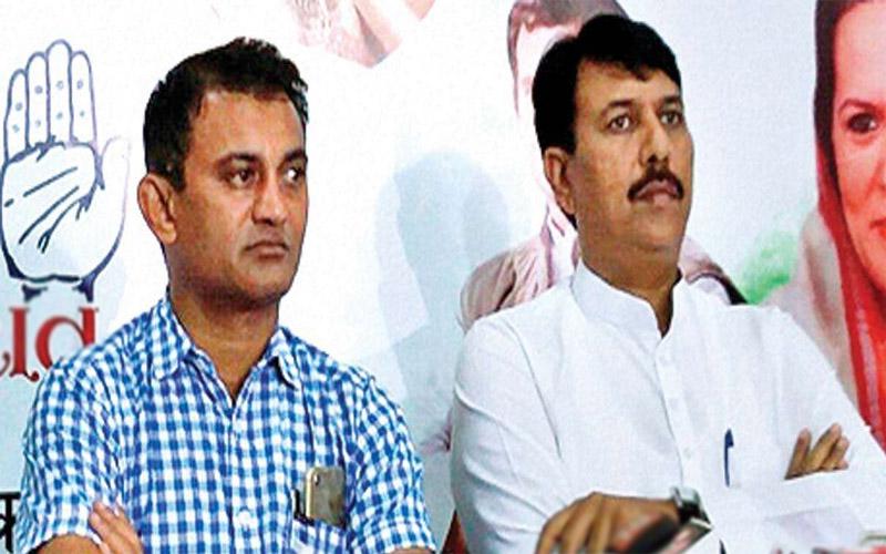 Gujarat congress may face bigg loss before Rajya Sabha Election