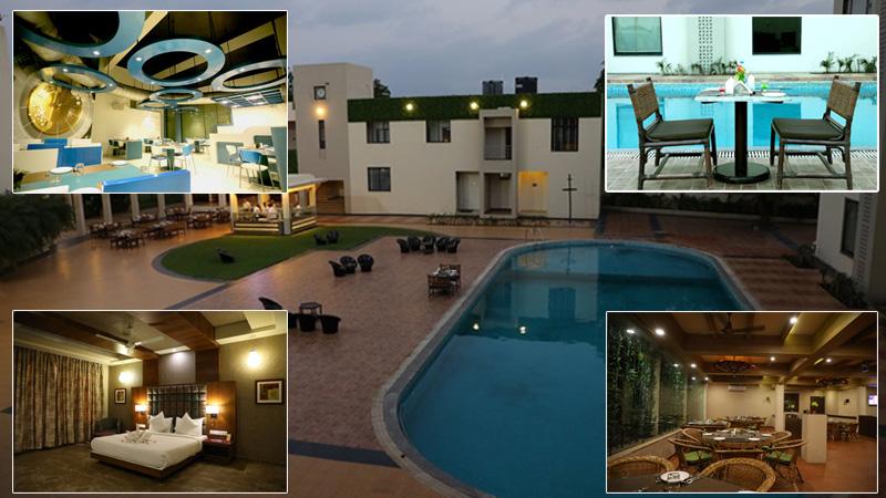 Congress MLAs Rajkot former MLA Indranil neelscity resort