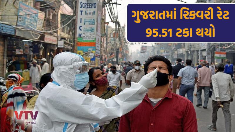 Gujarat health department coronavirus update 14 january 2021 Gujarat