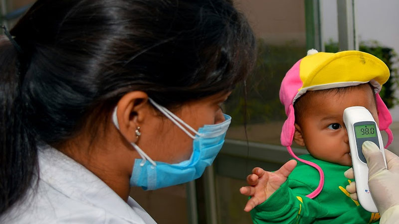 corona in mumbai second wave virus now appears to be impacting children more severely