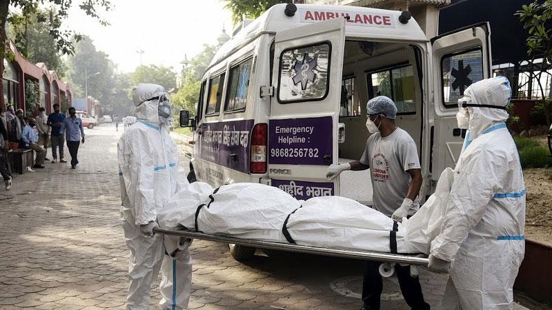 delhi coronavirus cases 24 hours more than 100 deaths