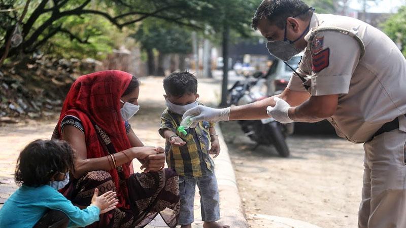 jaipur covid 19 ashok gehlot government gave big relief to common man reduced hand sanitizer prices ganganagar sugar mills...