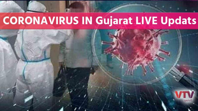 know the live updates about the coronavirus in Gujarat 9th April 2020