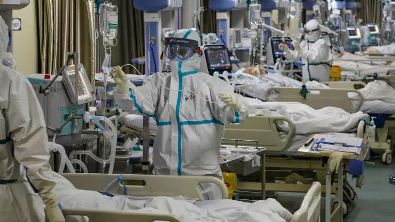 Coronavirus India new poistive case patient