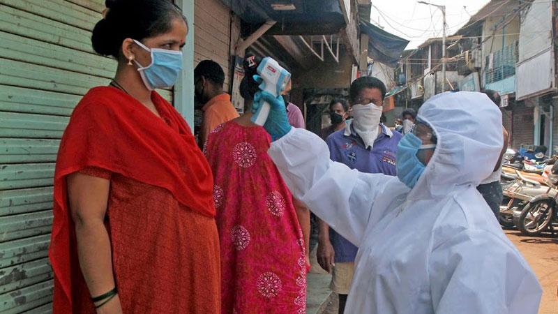 Coronavirus positive case in bharuch gujarat