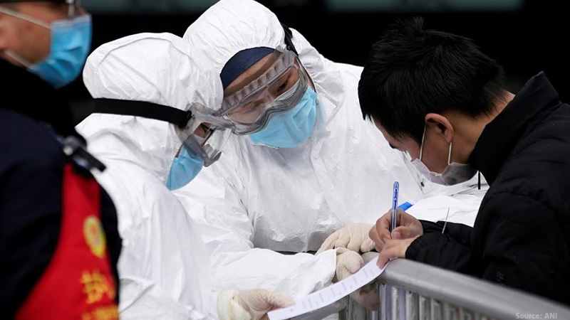 death toll from corona virus in china reached 2112