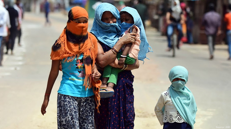 coronavirus lockdown impact over 100 million indian s could fall below poverty line