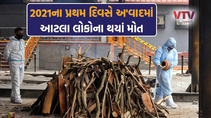 Gujarat health department coronavirus update 1 january 2021 Gujarat