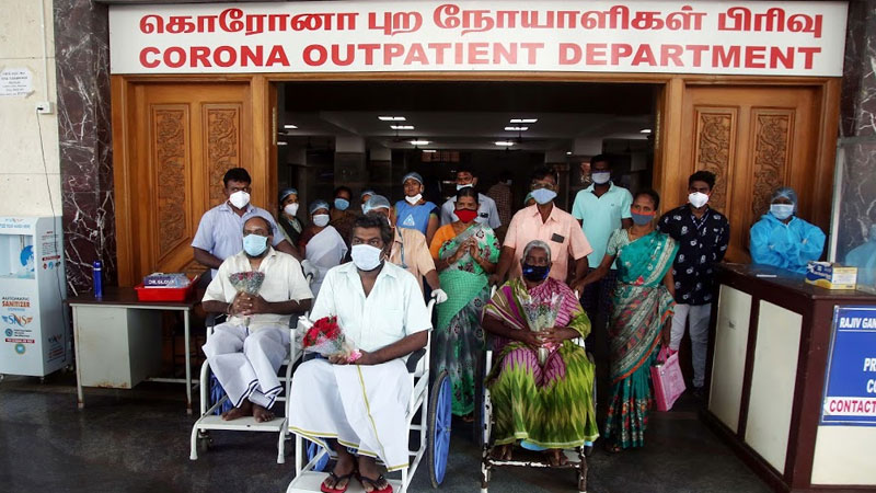 bihar fights coronavirus covid patients recovering fast amid increasing cases