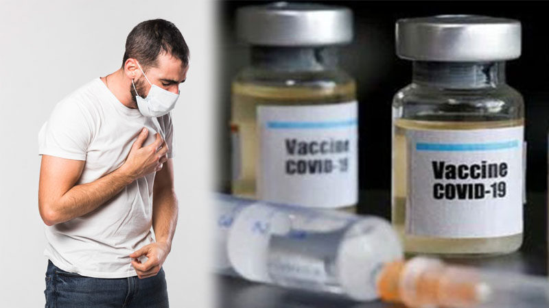 ICMR states covid 19 vaccine wont be optimum for patients with breathing problems