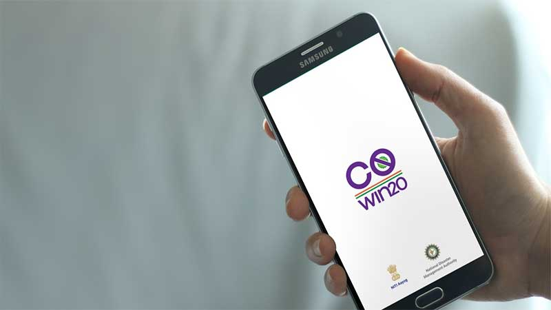 niti ayog may be developing corona tracking app cowin 20 based of location data