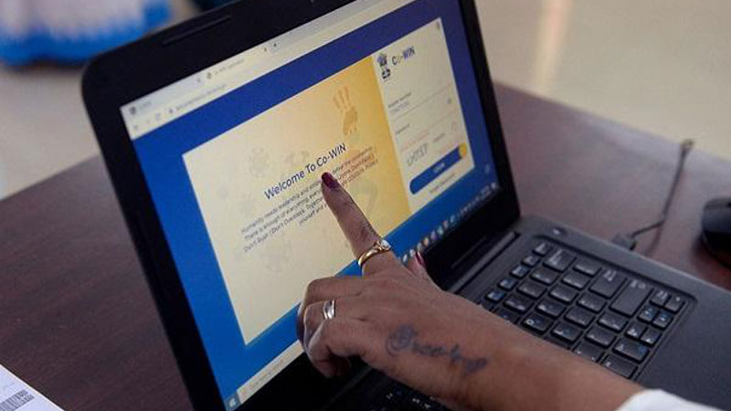 incorrect and baseless health ministry dismisses reports of cowin data breach
