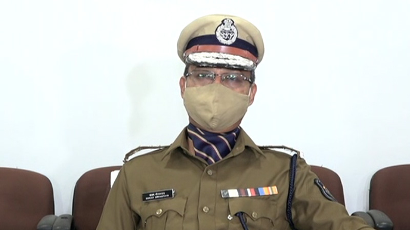 Ahmedabad Police Commissioner Sanjay Srivastav press conference ahmedabad night curfew