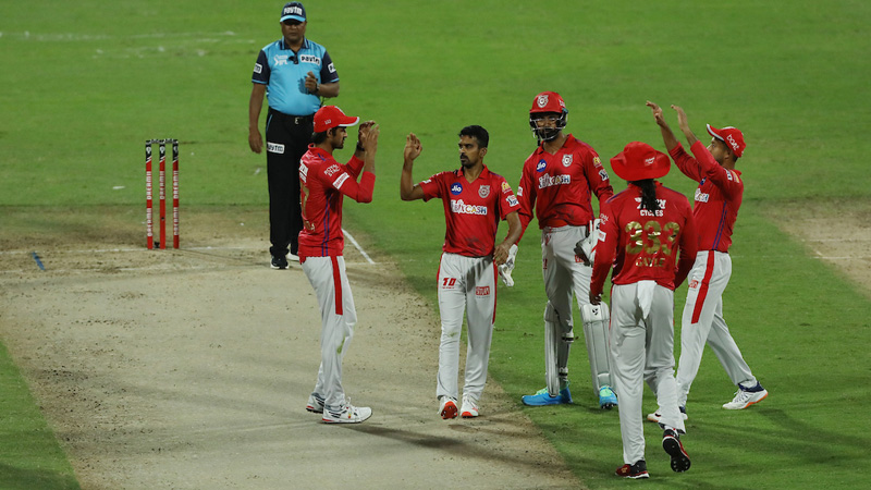 kings xi punjab beat royal challengers bangalore by 8 wickets in ipl 2020