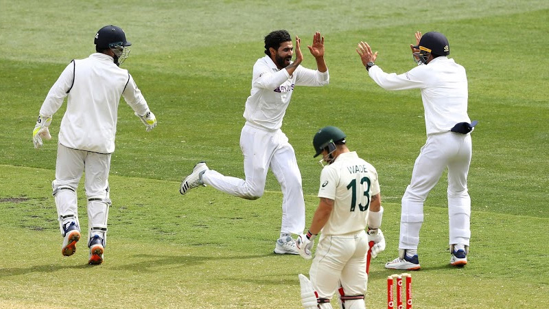 Australia gave India a target of 328 runs to win the series