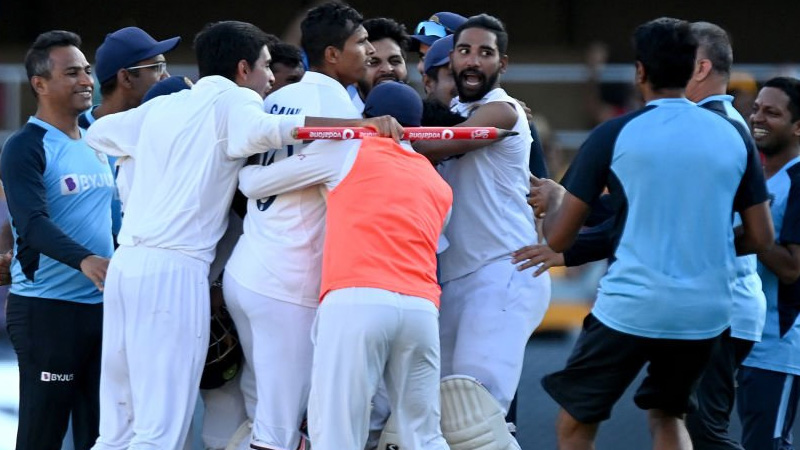 On Brisbane victory, Team India will get a big gift from BCCI, know how many crores rupees will get as a bonus