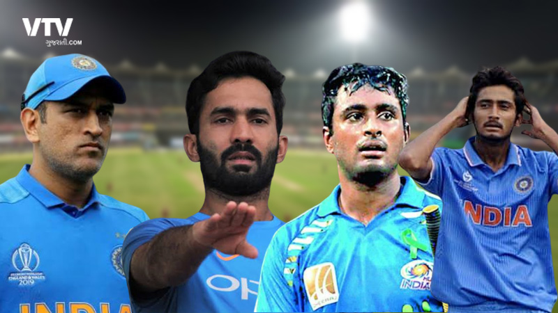 3 players along with Dhoni thrown out of BCCI annual contract list young players join the brigade