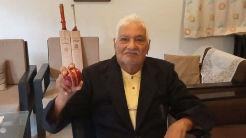 Cricket Former India player cccdead