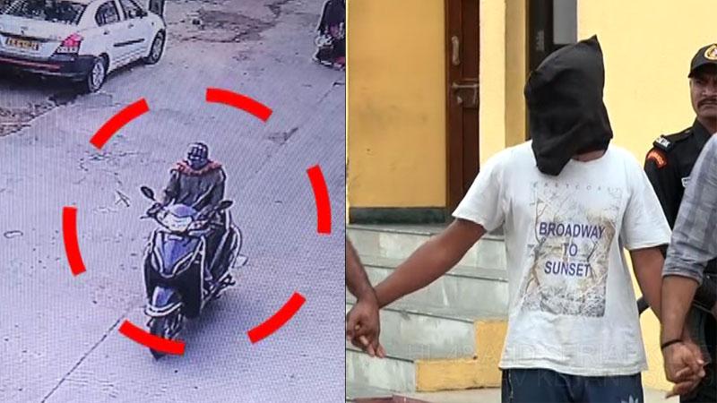 serial killer crime petrol murder arrested gujarat ats