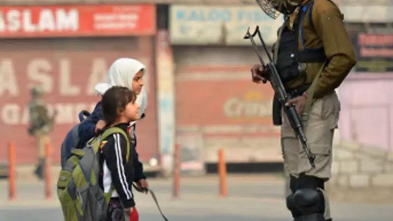 jammu kashmir muharram terrorist police security