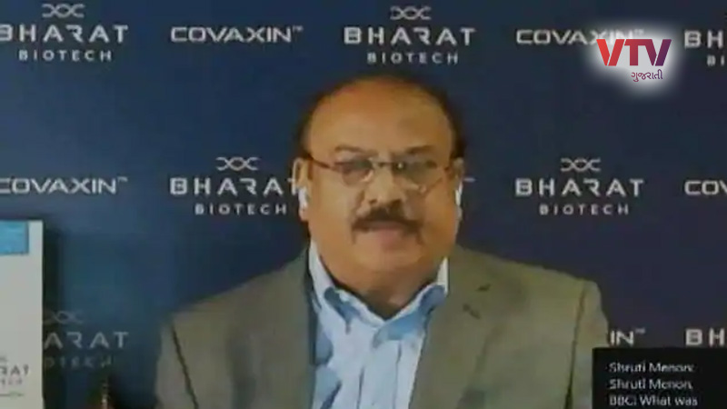 bharat biotech clarifies the death of 1 volunteer during a vaccine