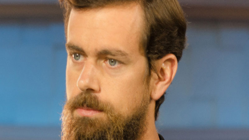 Twitter CEO and cofounder Jack Dorsey has account hacked