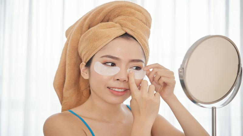 dark circle treatment remove dark circles under eyes with the help of milk