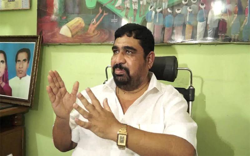 Dediyapada MLA Mahesh Vaswani Detention