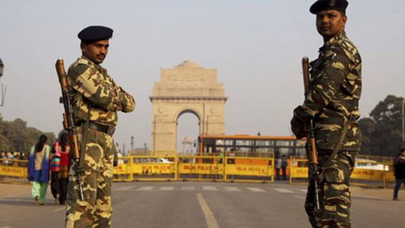 High Alert In Capital Security Agencies Attentive