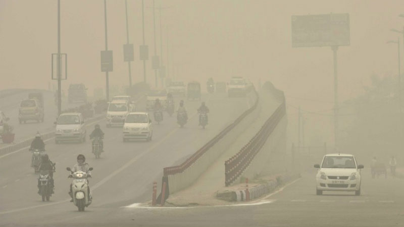 Delhi Air Pollution Level Cross the Limit of very poor AQI weather forecast