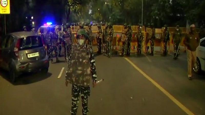 israeli embassy bomb blast update news iran guided embassy blast in delhi through local module upsets india nia mossad
