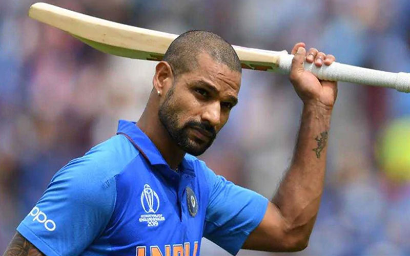 World Cup 2019 kl rahul likely to replace injured Shikhar Dhawan