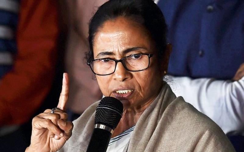 Modi Shah Mamta banerjee politics in West Bengal