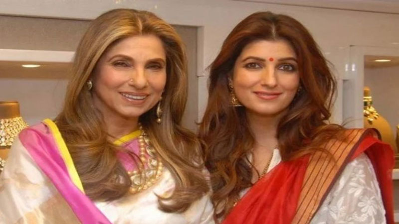 Dimple kapadia admitted to hospital due to poor health