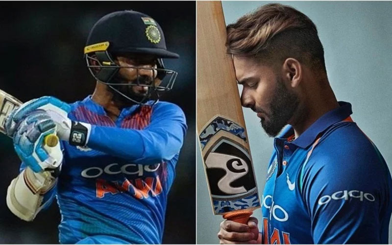 why dinesh karthik gets entry instead of rishabh pant for world cup 2019