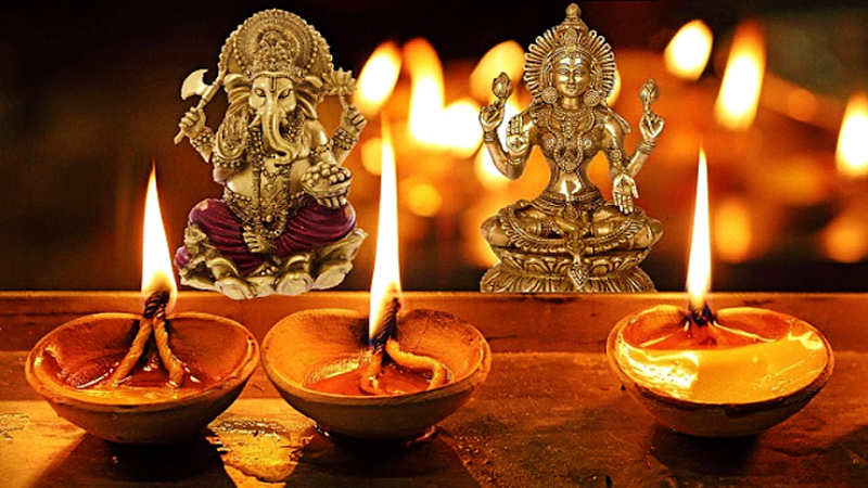 Know the Festival Days List During Diwali 2019