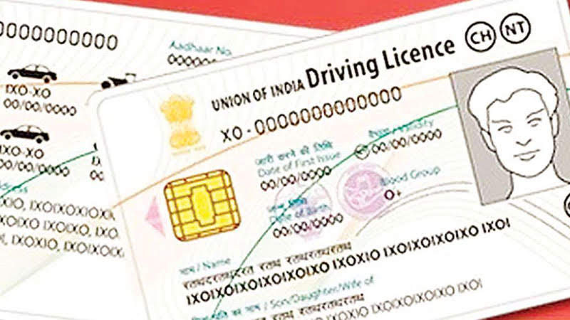 driving license will come at your doorstep, no need to give driving test