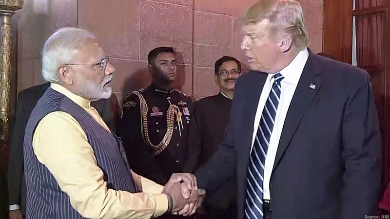 us backs india amid border tensions with china