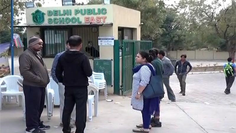 Ahmedabad DPS school gujarat government CBSE swami nityanand ashram