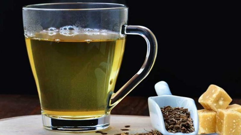 For Fast weight loss daily drink these Jaggery and Lemon Drink