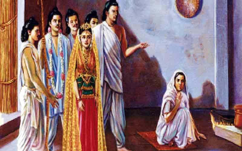 Five husband married dharam mahabharat
