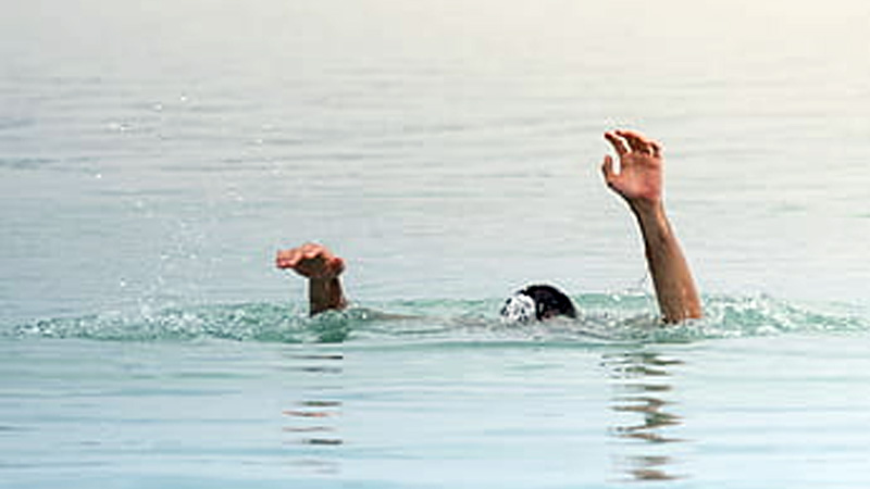 Maharashtra five youngsters feared drown in waterfall