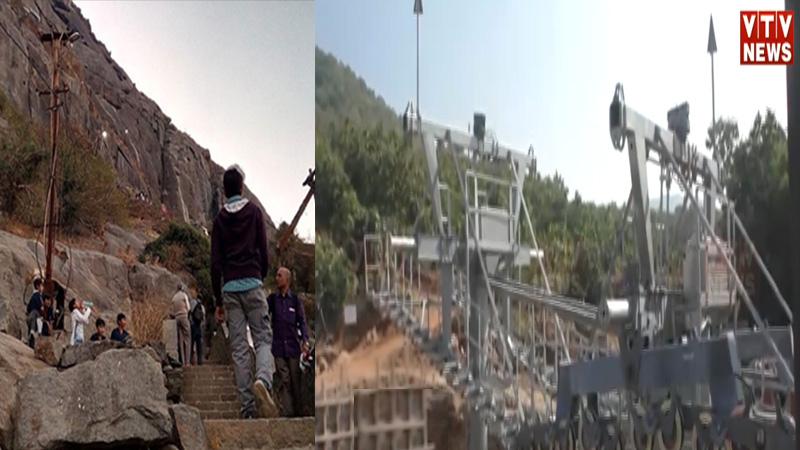 Vtv Reality Check junagadh ropeway operations