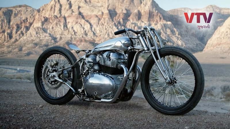 have you ever seen royal enfield's this version