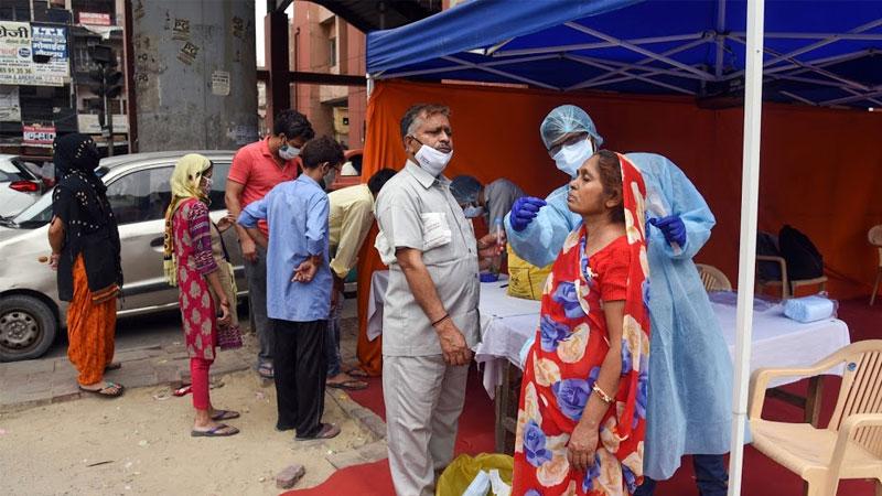 Delhi Records 3,231 Covid Cases In A Day, Lowest Since April 1