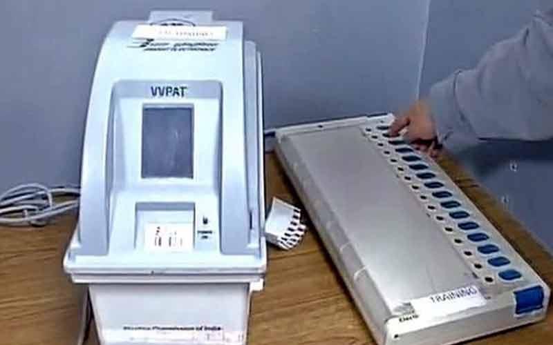 Supreme Court dismisses PIL random physical counting of EVM-VVPAT