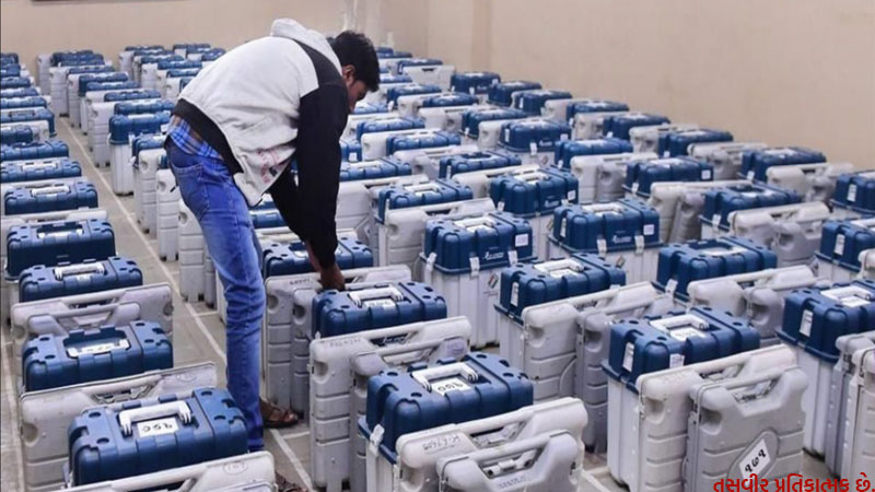 By-elections will be held tomorrow at 6 seats of Gujarat Legislative Assembly