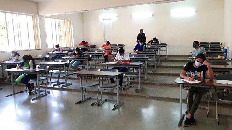 student exam standard 12 gujarat board