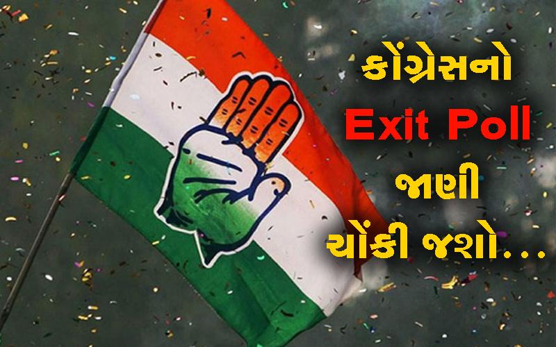 Congress Exit Poll Of Lok sabha Elections 2019 NDA UPA BJP
